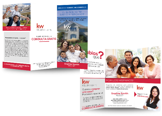 Keller Williams Brochures, Keller Williams Brochure Templates, Keller Williams Brochure Designs, Keller Williams Brochure Printing and Keller Williams Brochure Ideas