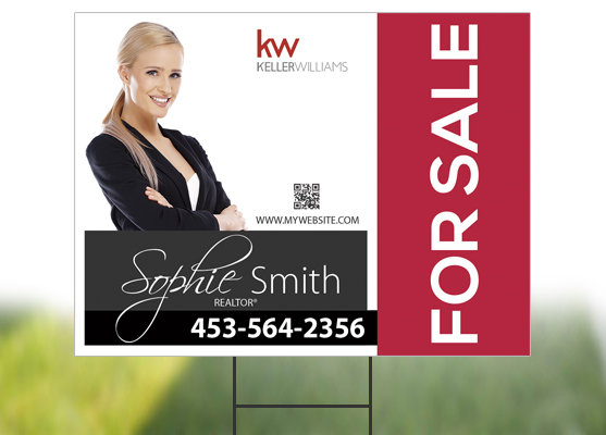 Keller Williams Yard Signs, Keller Williams Yard Sign Templates, Keller Williams Yard Sign Designs, Keller Williams Yard Sign Printing and Keller Williams Yard Sign Ideas